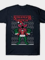 Stranger Grinch T-Shirt
