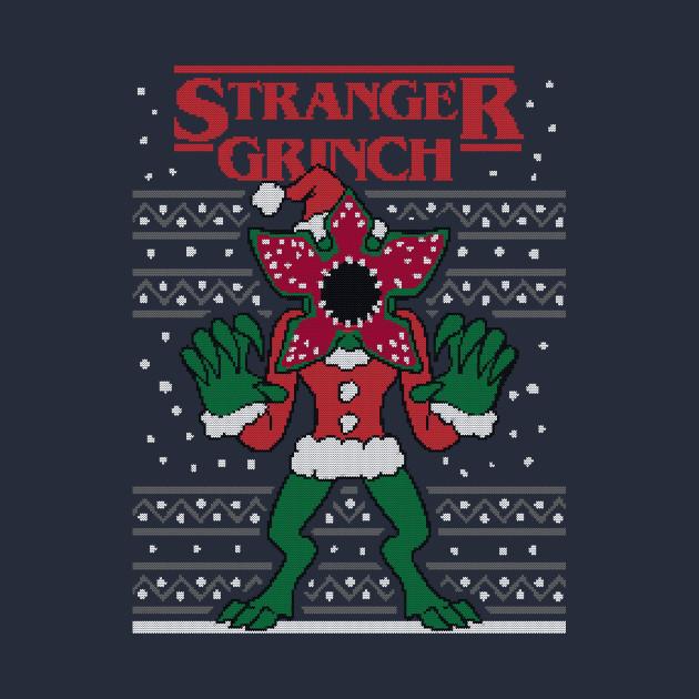 Stranger Grinch