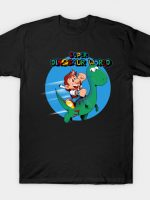 Super Dinosaur World T-Shirt