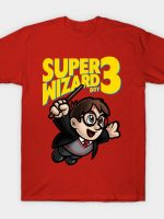 Super Wizard Bros. 3 T-Shirt
