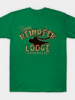 Sven's Reindeer Lodge T-Shirt