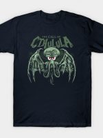 The Call of Cthulula T-Shirt