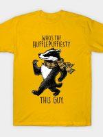 The Hufflepuffiest T-Shirt