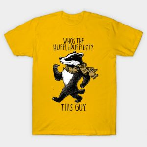 The Hufflepuffiest