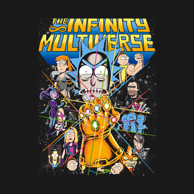 The Infinity Multiverse