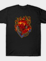 The Raging Demon Within T-Shirt