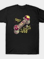 The Satellite of Love T-Shirt