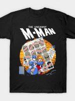 Uncanny M-man T-Shirt