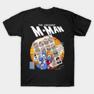 Uncanny M-man