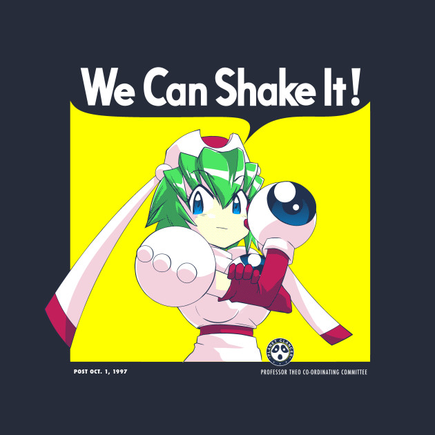 We Can Shake It!