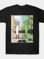 wish you dont were here T-Shirt