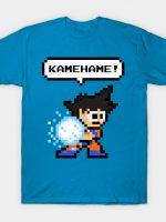 8bit Kamehame T-Shirt