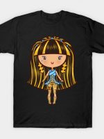 Egyptian Girl: Lil' CutiEs T-Shirt