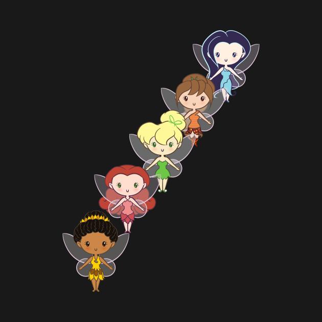 Fairy Friends: Lil' CutiEs