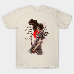 Afro Samurai T-Shirt