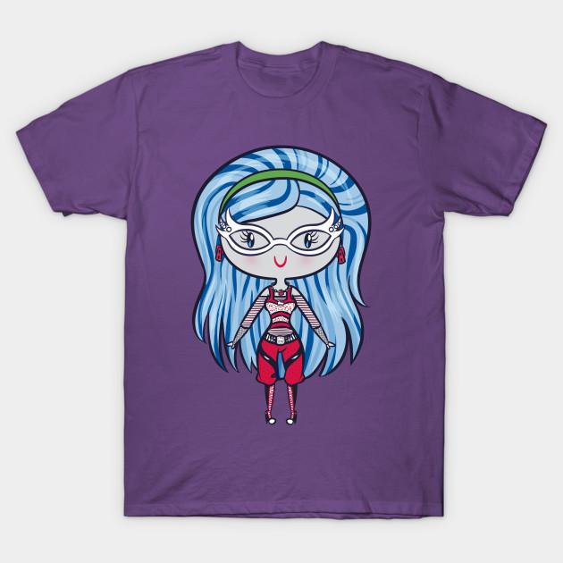 Ghoul Girl: Lil' CutiEs