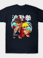 HADOUKEN x 2 T-Shirt