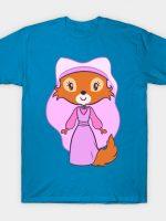 Lady Fox: Lil' CutiEs T-Shirt