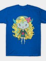Lagoon Girl: Lil' CutiEs T-Shirt