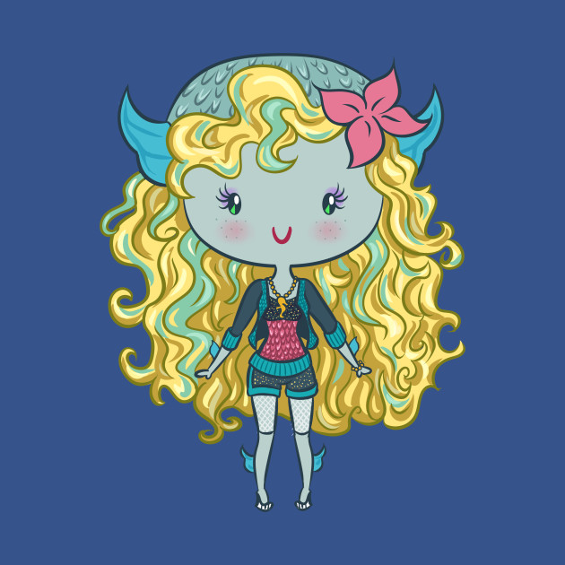 Lagoon Girl: Lil' CutiEs