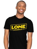Lone - A Spaceball Story T-Shirt