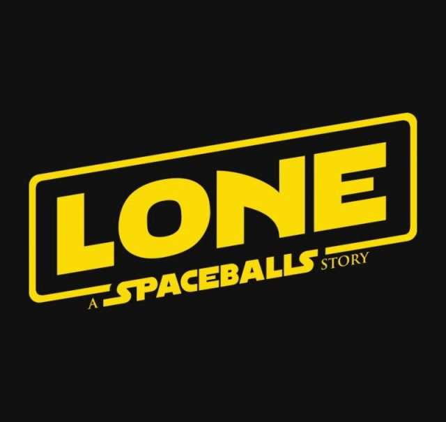 Lone - A Spaceball Story