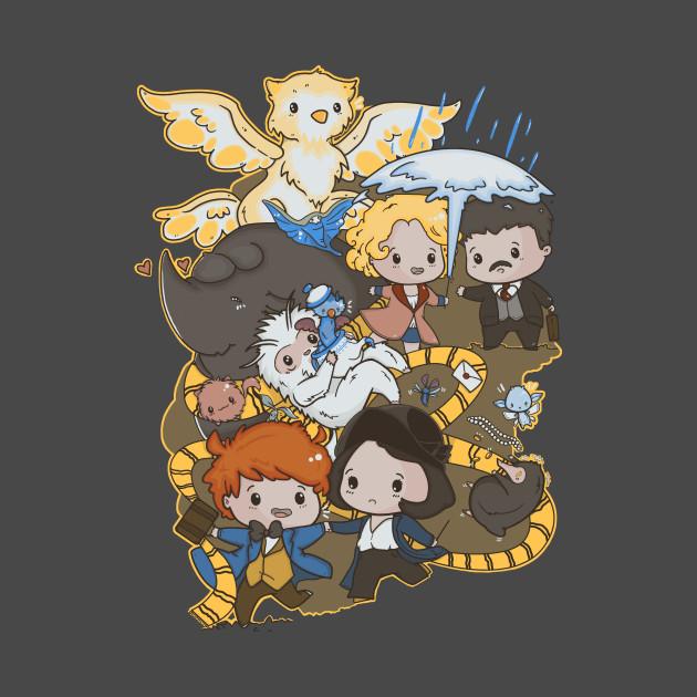 Magic Beasts