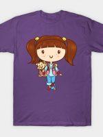 Punky Girl: Lil' CutiEs T-Shirt