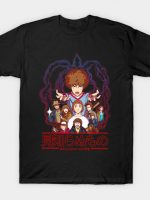 Stranger Things - the animated series ver.2 T-Shirt