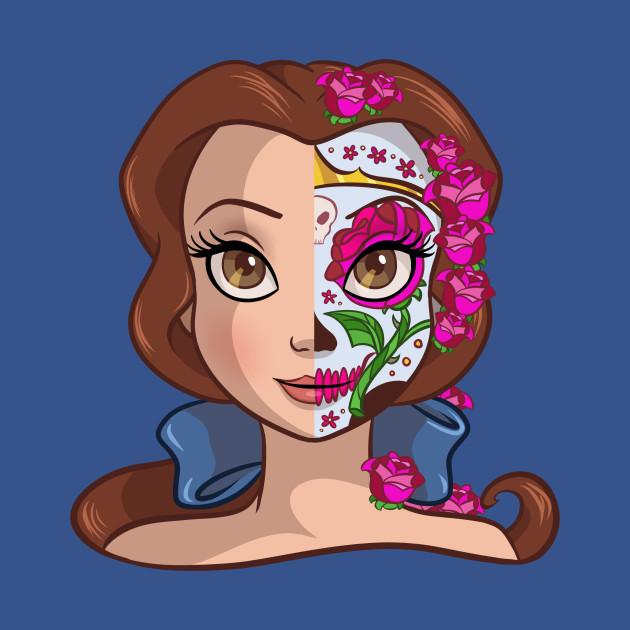 Sugar Skull Series: Beauty
