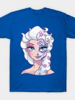 Sugar Skull Series: Queen of Snow T-Shirt