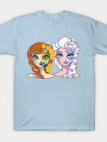 Sugar Skull Series: Sisters T-Shirt