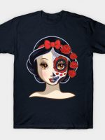 Sugar Skull Series: Snow White T-Shirt