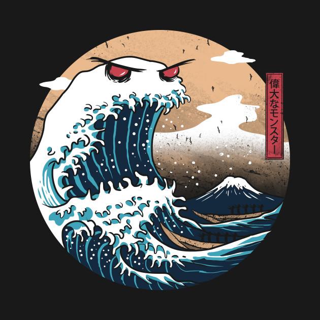 The Great Monster of Kanagawa