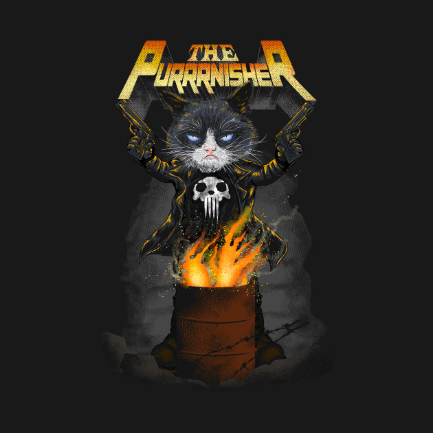 The Purrrnisher