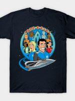 Trek-O-Rama - nerdy Orvillian T-Shirt