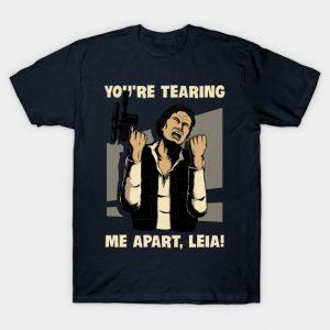 Why Leia, Why!