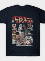 Cat to the Future T-Shirt