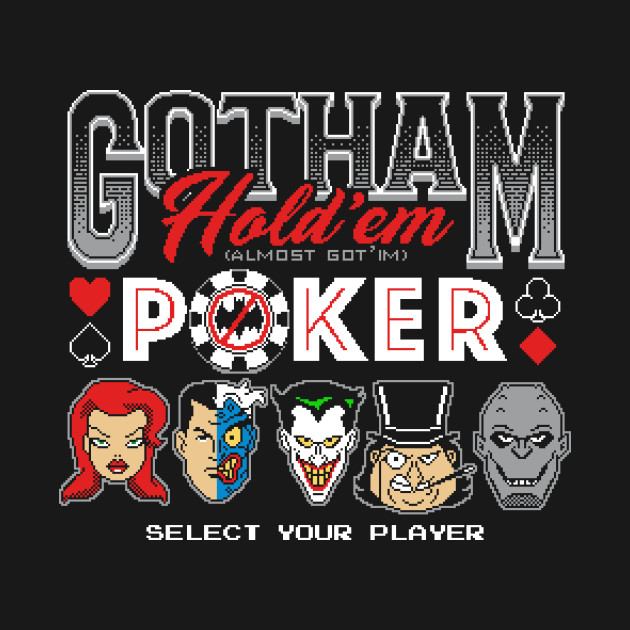 Gotham Hold'em Poker