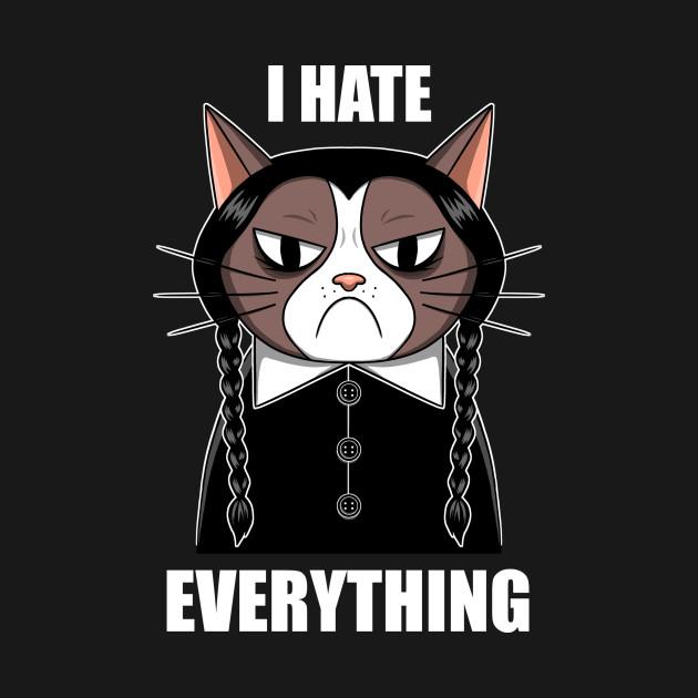 Grumpy Addams