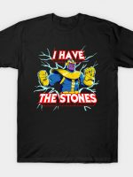 I have the Stones T-Shirt