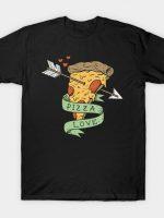 Pizza Love T-Shirt