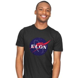 Roadsters in Space! T-Shirt