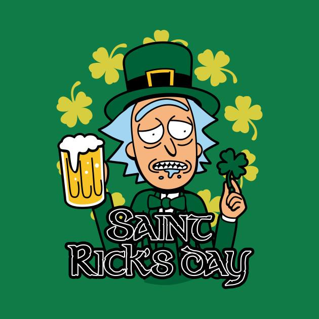 Saint Rick's Day
