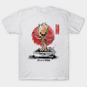 Bonsai Groot