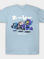 Happy 3 Fiends T-Shirt