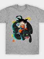 How to Train your Dragon Ball T-Shirt