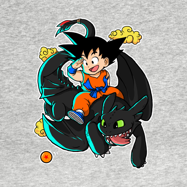 How to Train your Dragon Ball V.2.0