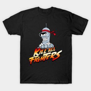 KILL ALL FIGHTERS