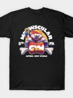 Meowscular Gym T-Shirt